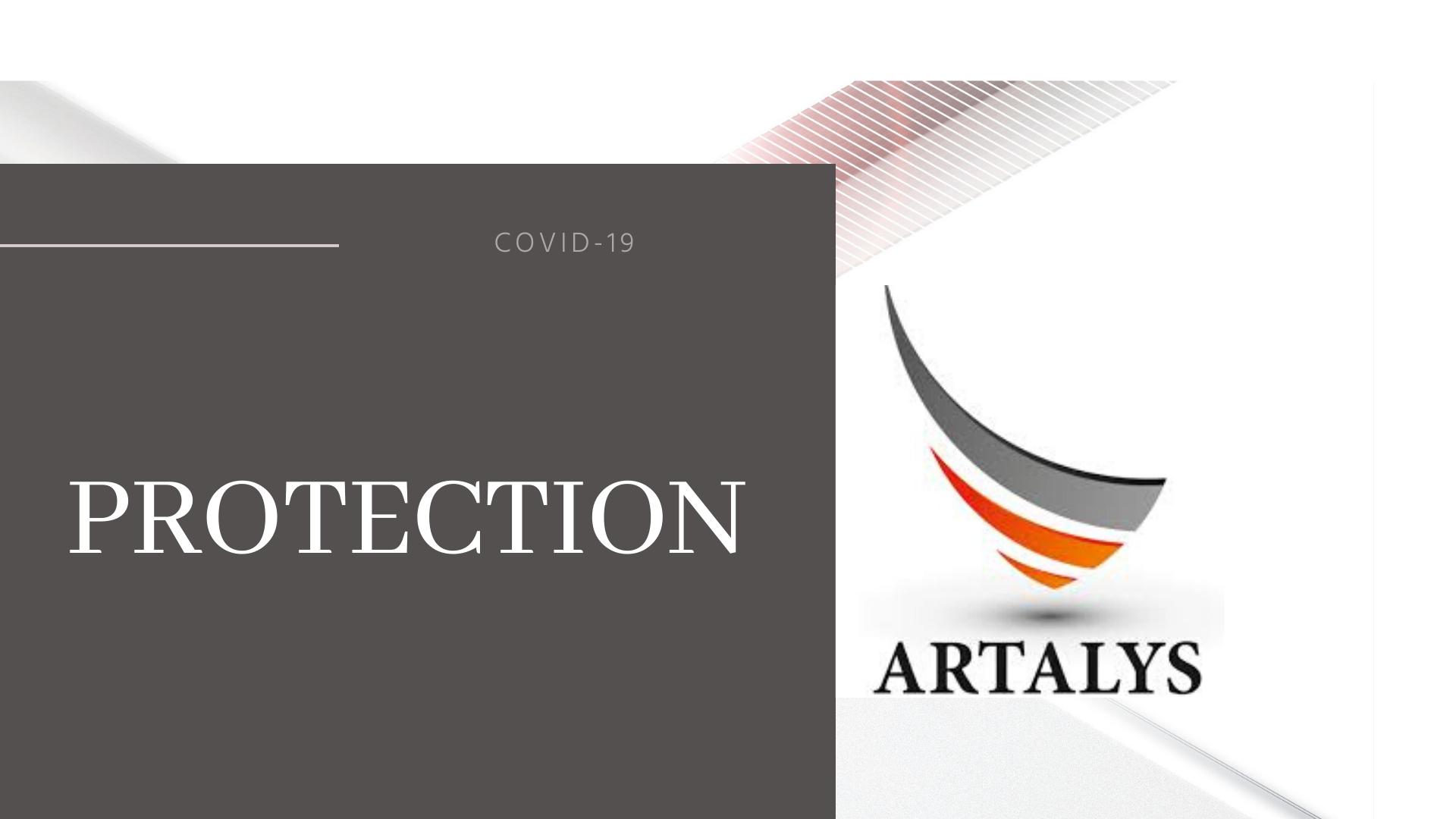 Protection covid-19 artalys